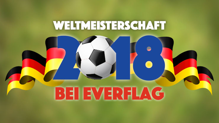 Fan-Shop zur WM 2018 in Russland