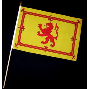 Stock-Flagge 30 x 45 : Schottland Royal