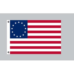 Flagge 90 x 150 : USA - Betsy Ross