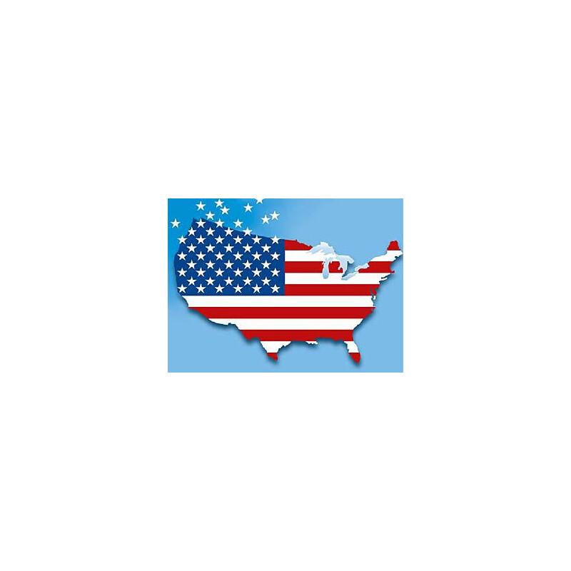 ALLE 51 USBundesstaatenFlaggen im Set  USA Flagge 29900