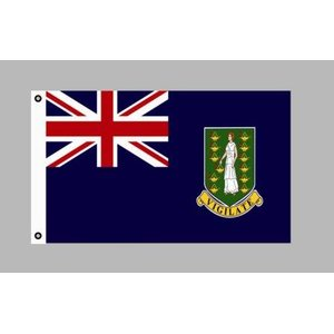 Flagge 90 x 150 : British Virgin Islands / Jungferninseln (GB)