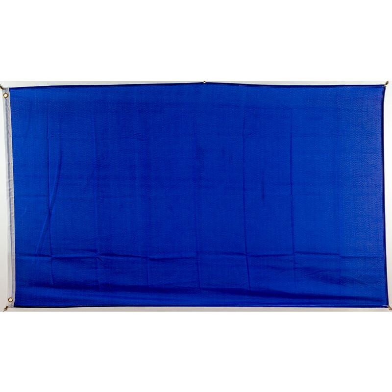 Flagge 90 X 150 : Blau, 9,95