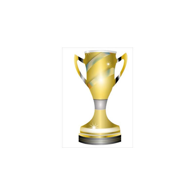Deckenhänger Pokal, 2,88