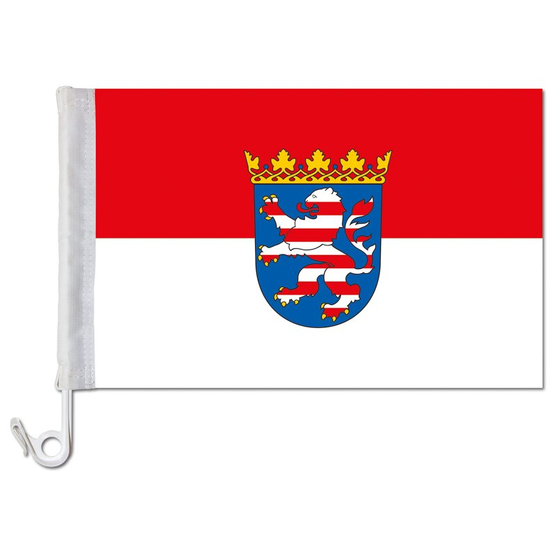 Fahne Flagge Leichlingen 30 x 45 cm Bootsflagge Premiumqualität