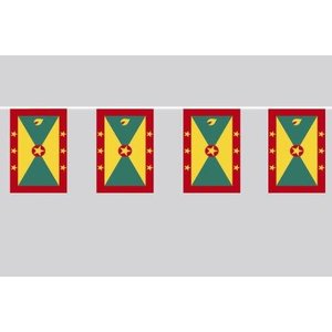 Party-Flaggenkette : Grenada