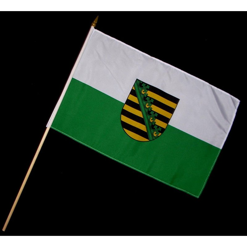 Stockflagge Fahne Flagge Bamberg 30 x 45 cm