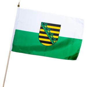 3er Ständer Stockflagge 30 x 45 cm