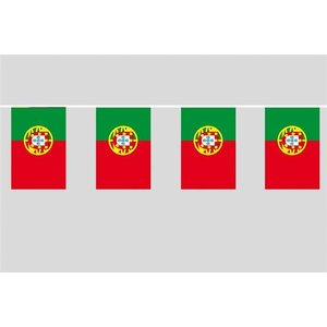 Party-Flaggenkette : Portugal