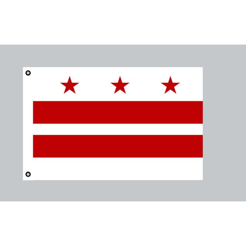 Flagge Washington Dc