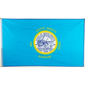 Flagge 90 x 150 : South Dakota