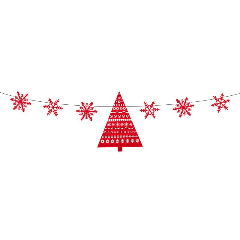 motivkette nordische weihnacht 6 95