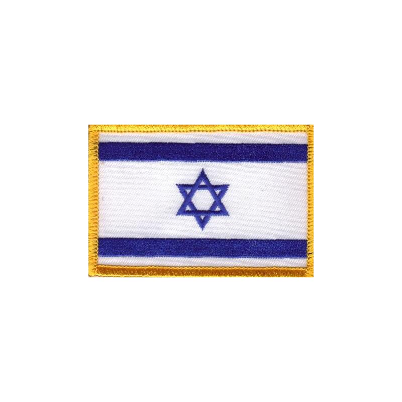 patch zum aufb geln oder aufn hen israel klein 1 99. Black Bedroom Furniture Sets. Home Design Ideas