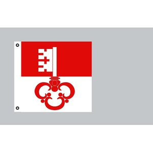 Flagge 120x120 : Obwalden (CH)