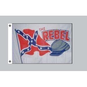 Flagge 90 x 150 : Südstaaten - The Rebel
