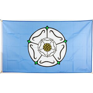 Flagge 90 x 150 : Yorkshire