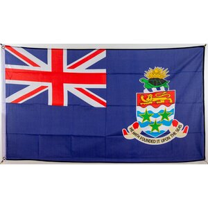 Flagge 90 x 150 : Cayman Islands - Cayman Inseln