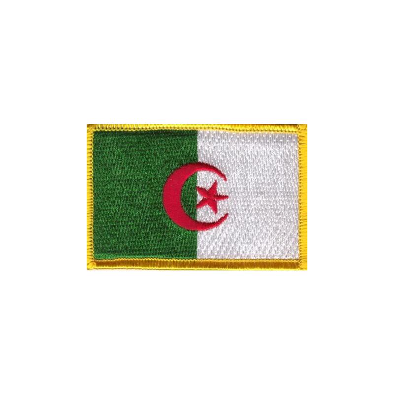 patch zum aufb geln oder aufn hen algerien gro 2 50. Black Bedroom Furniture Sets. Home Design Ideas