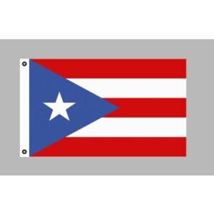 Fahnen Flagge Puerto Rico Sonderposten 90 x 150 cm
