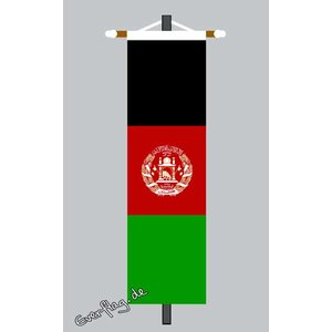 Banner Fahne Afghanistan