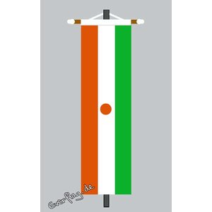 Banner Fahne Niger