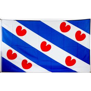 Aufnäher Niederlande Groningen Patch Flagge Fahne
